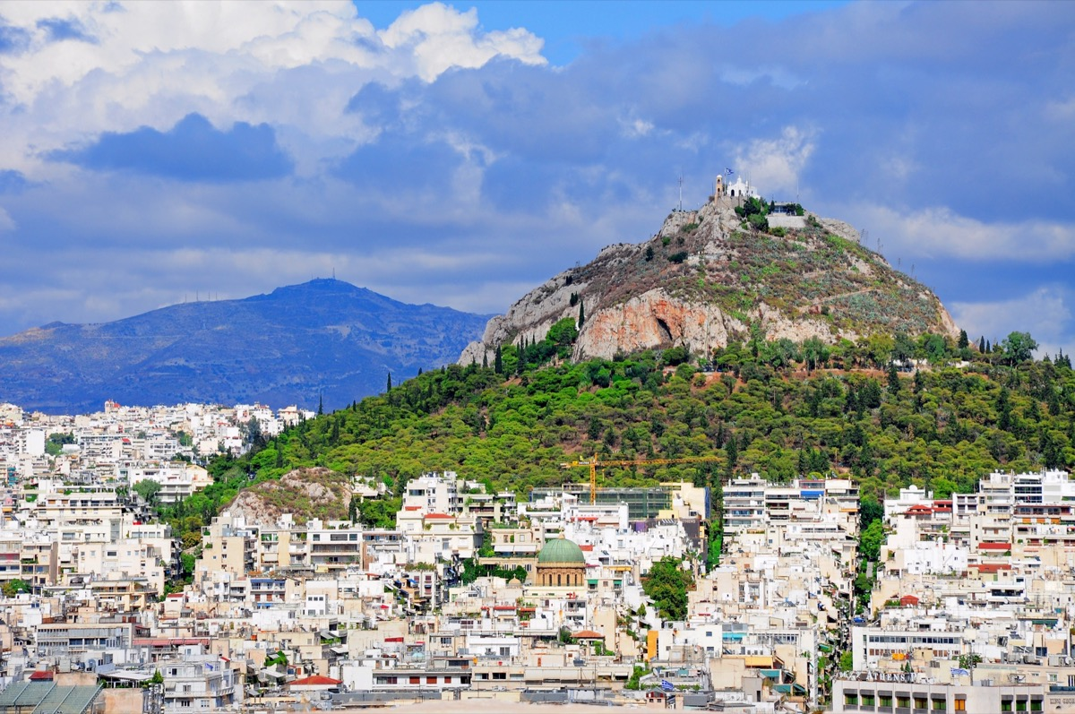 48 Hours in Athens while staying in a central hotel in Syntagma Square!