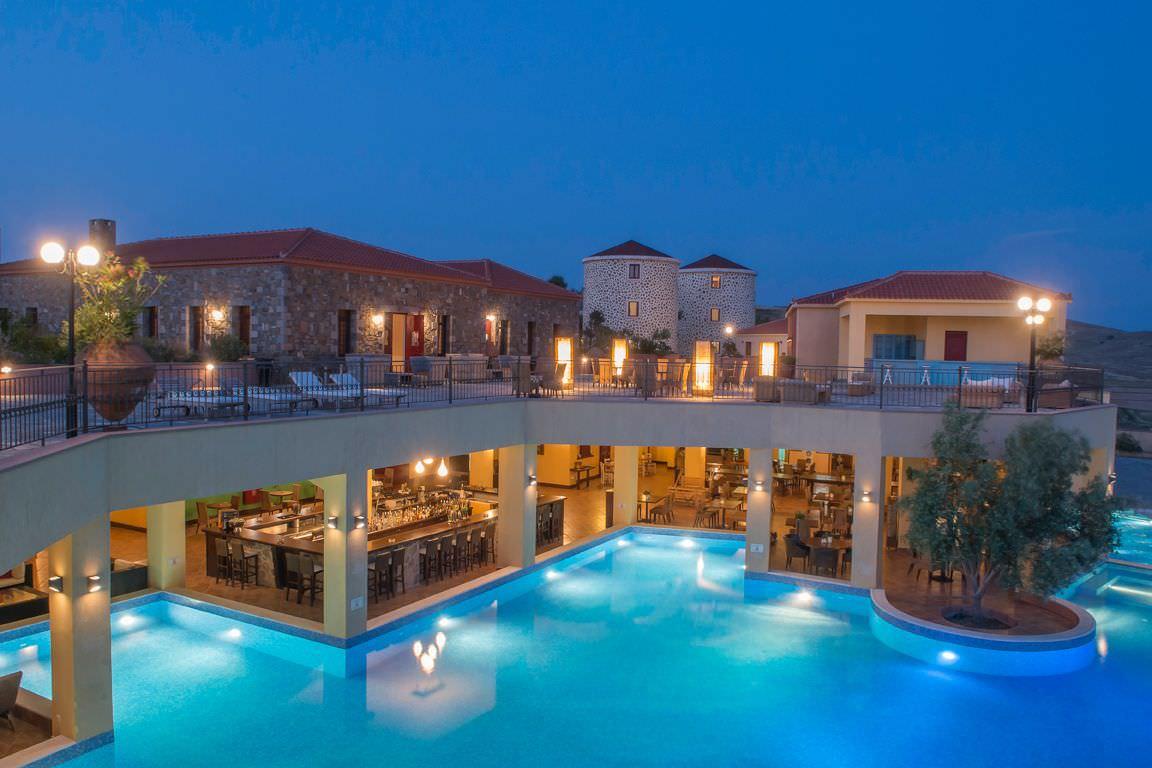 Varos Village Hotel & Residences: An old village transformed into a luxury resort!