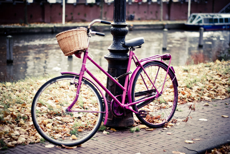 A collection of photos of fancy Dutch bikes!
