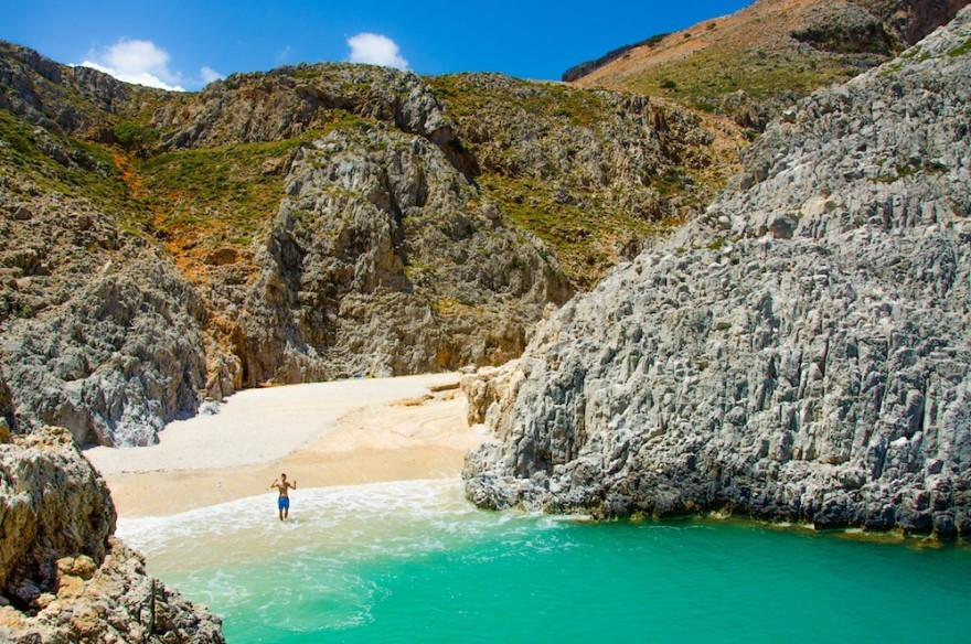 The Best Gay Beaches in Crete to visit in 2019!