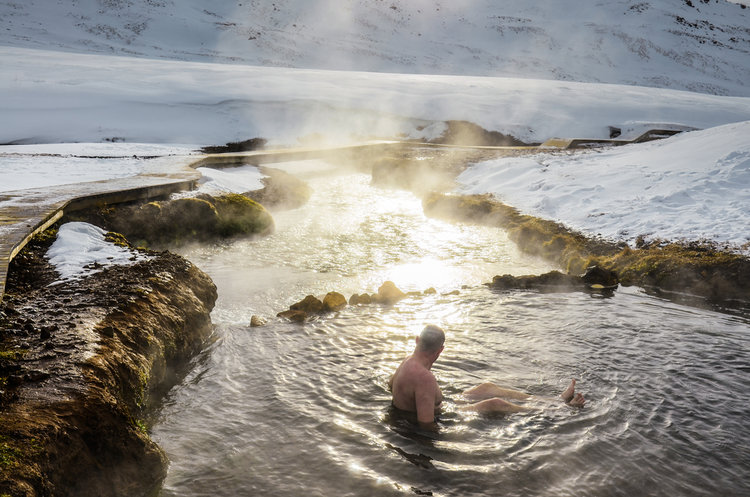 A Photo Collection of Natural Hot Springs around the world, for a relaxing getaway!