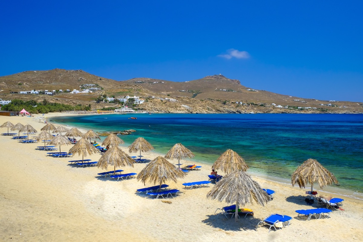 5 Hot Gay Beaches in Mykonos!
