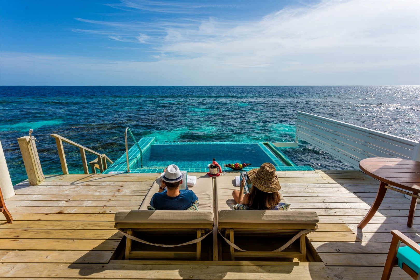 A Honeymoon made in Heaven: Welcome to Maldives!