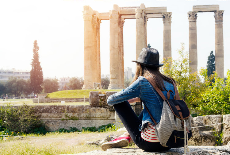 Imposing Photos of the most Historic sites in the heart of Athens!