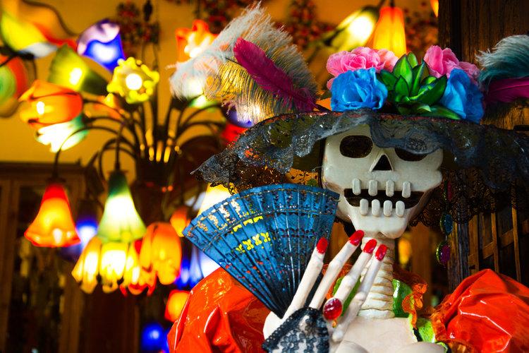 9 Outstanding photos of El Dia de Los Muertos in Mexico!