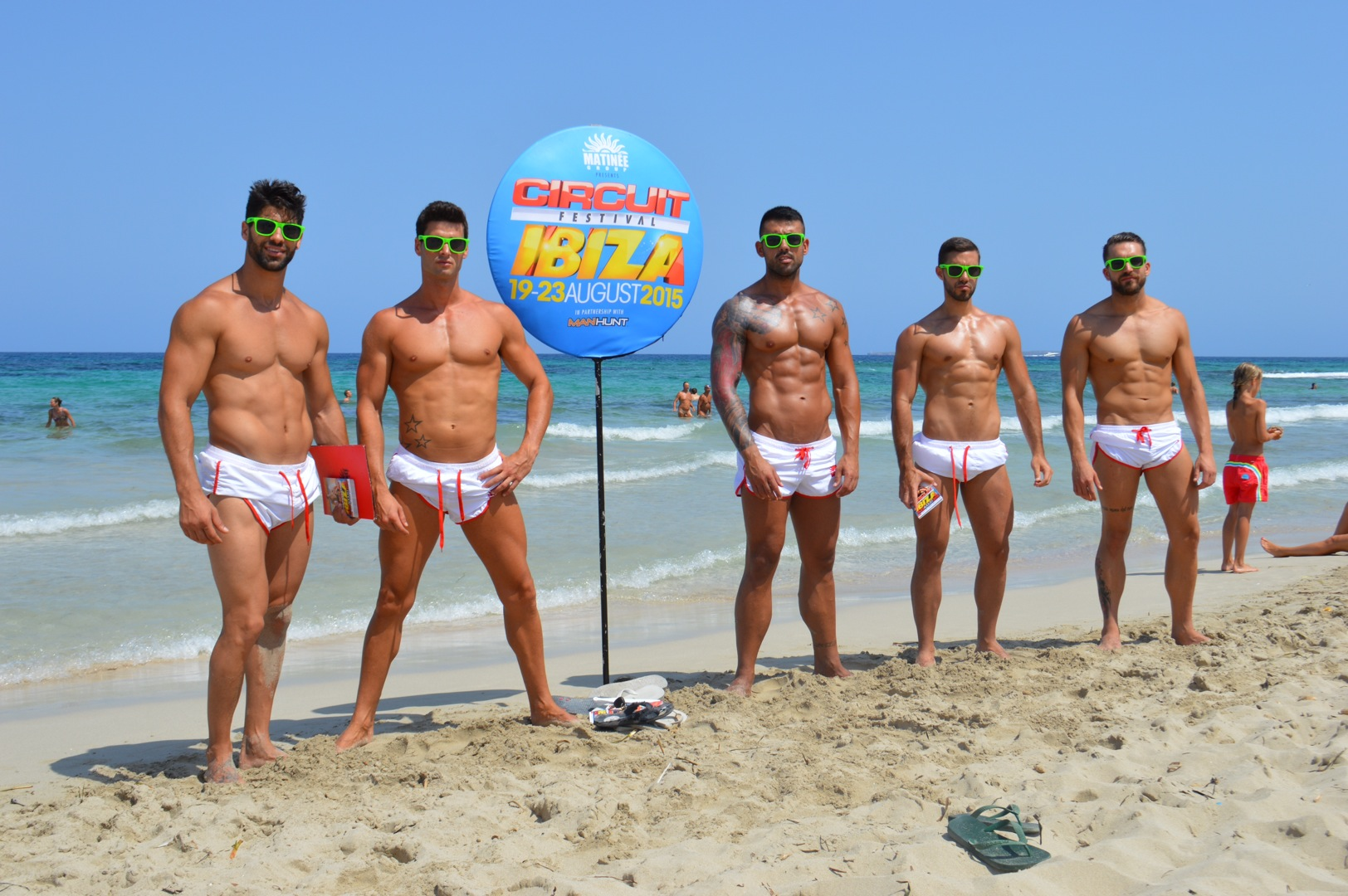 Ibiza Gay Beaches: Poppin' Fun!