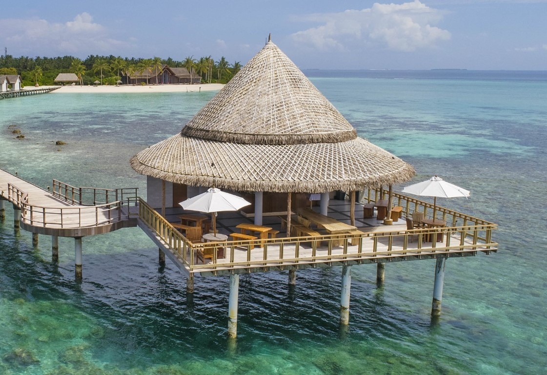 First trip to the Maldives; living the extraordinary!