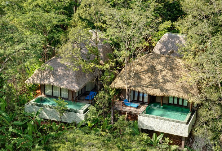 Photos of Exotic Hotels Close to Nature!
