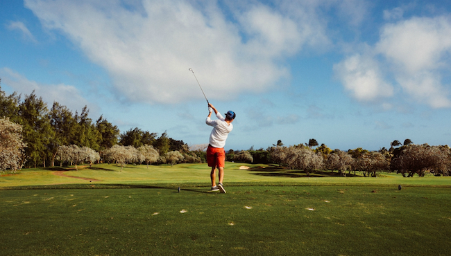 5 Benefits of Going on a Golf Vacation