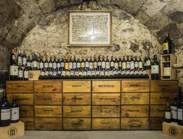Luxury Hotels with Wine Cellars, for true wine lovers!