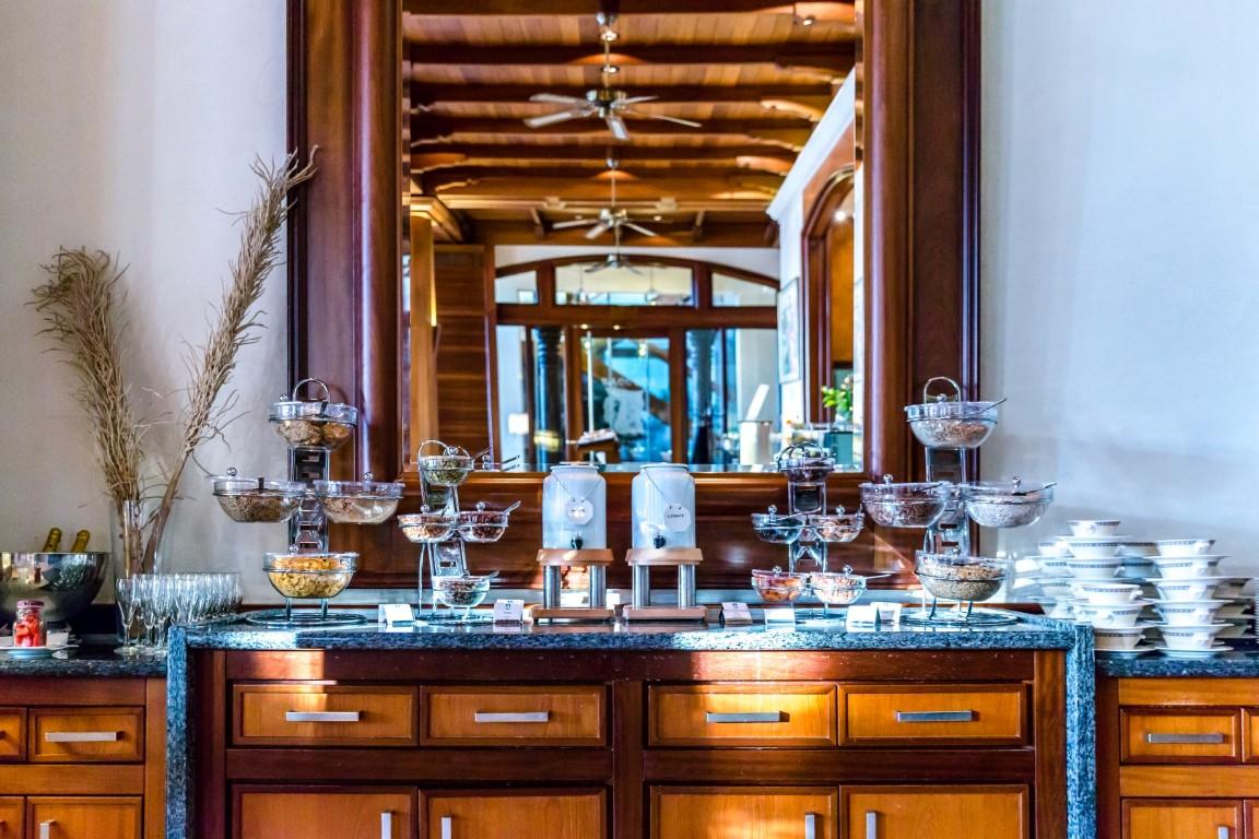 The Absolute Breakfast Buffet of Columbia Beach Resort, Pissouri!