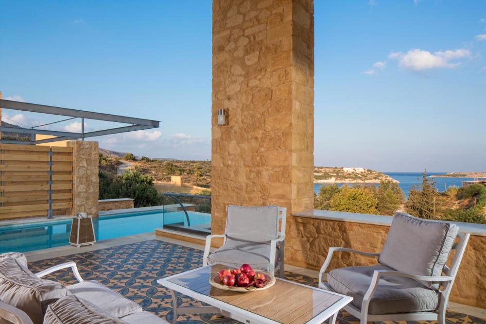 Best Luxury Mediterranean Villas in Greece: Meet Olea Villas in Chania, Crete