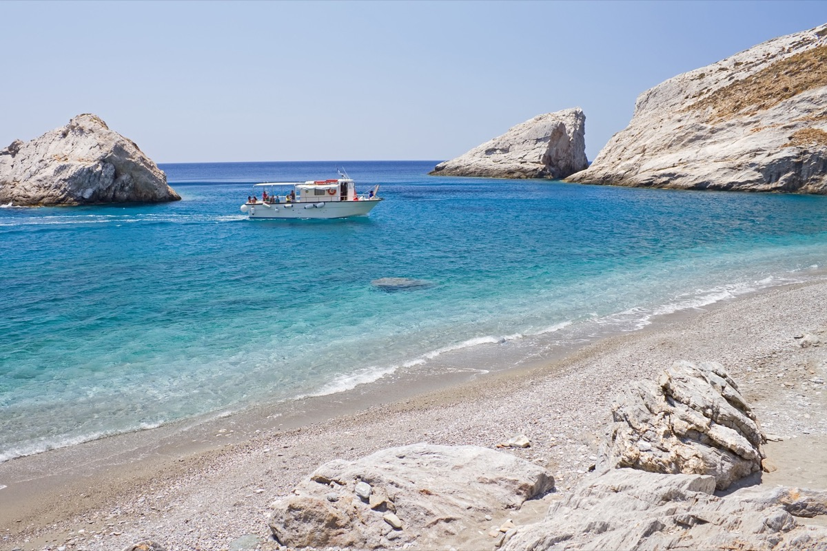 Folegandros Beaches: Which are the Best & How to Reach Them