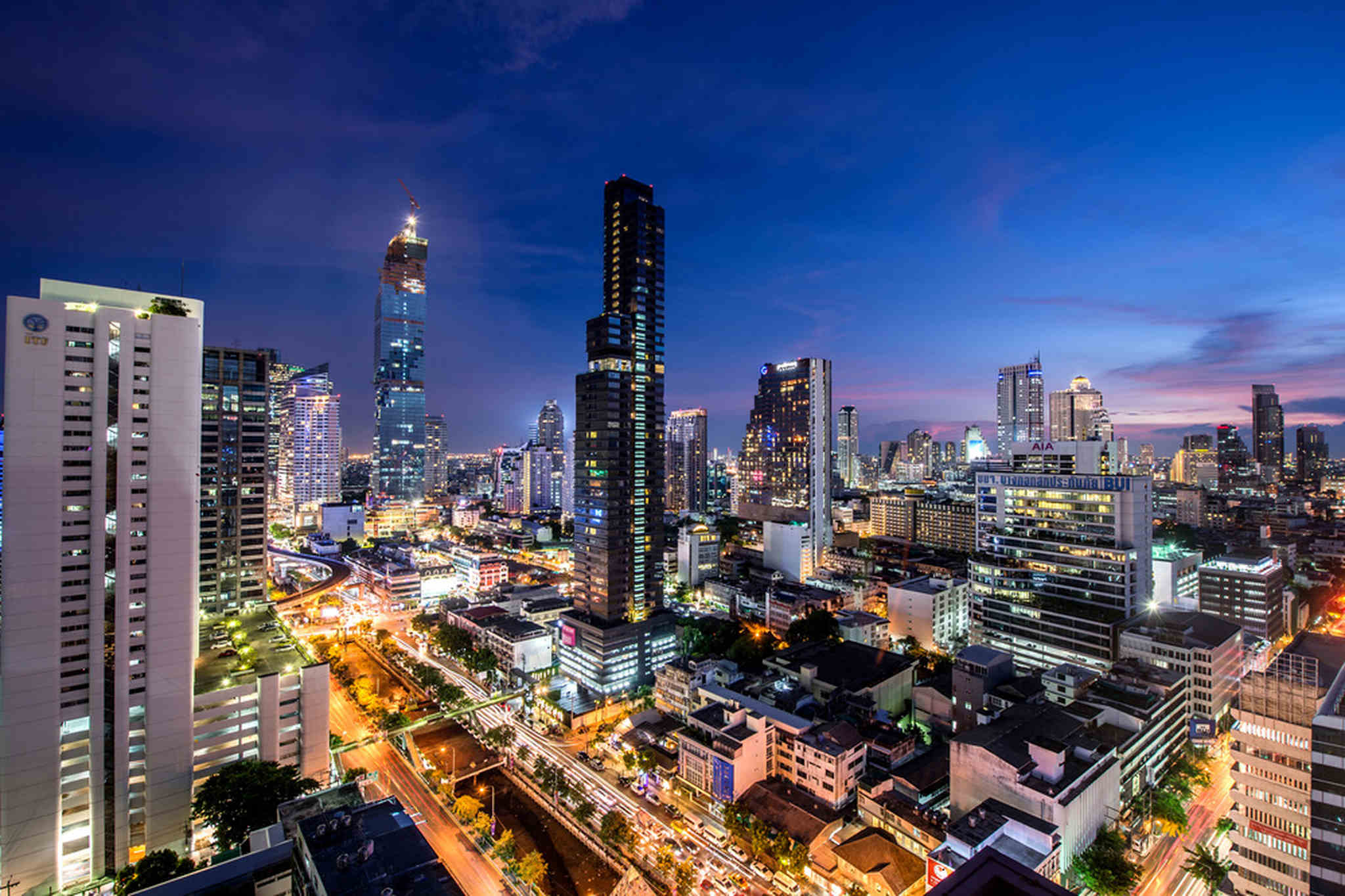 Insights on the best location to stay in Bangkok!