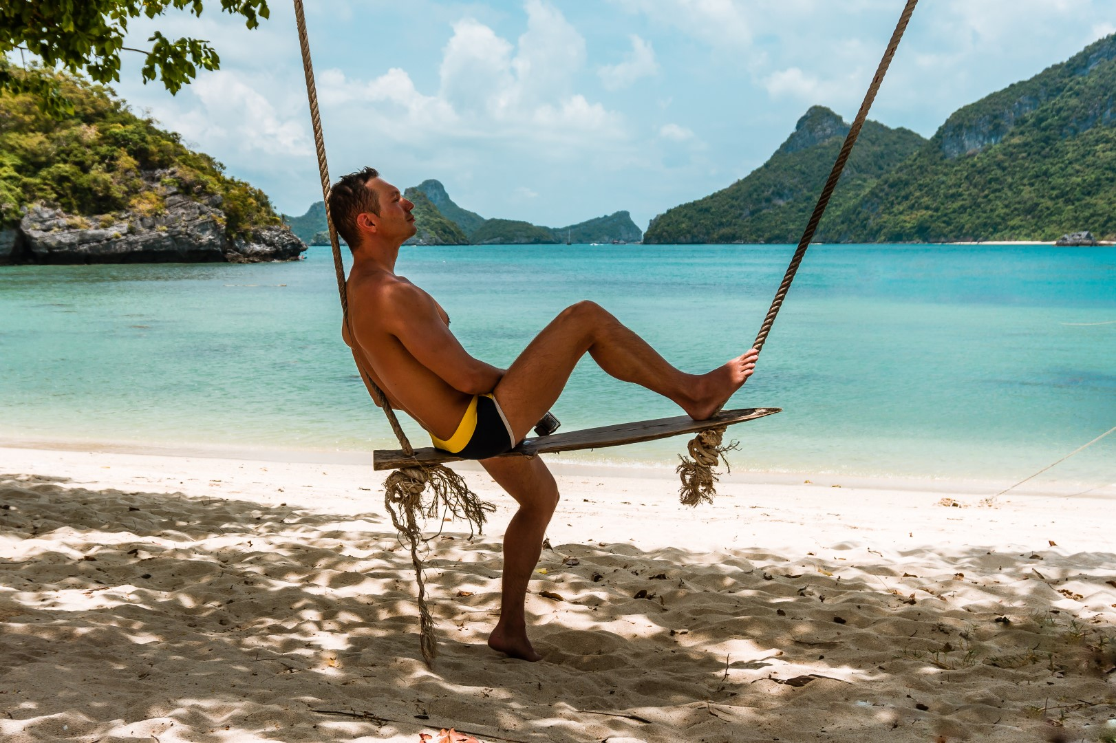 Did you know that Thailand is home to 5 stunning Gay Beaches? Check them out here!
