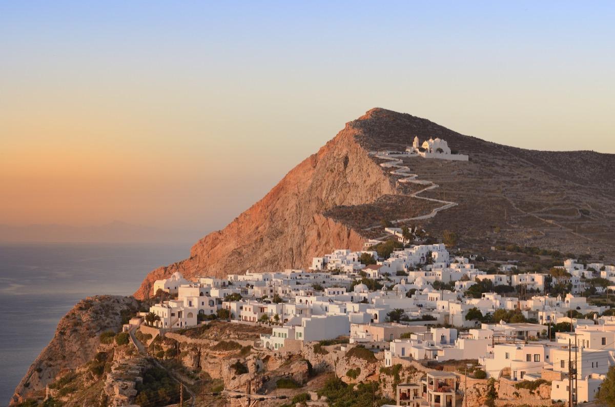 Romantic Greek islands, ideal for honeymoon in September!