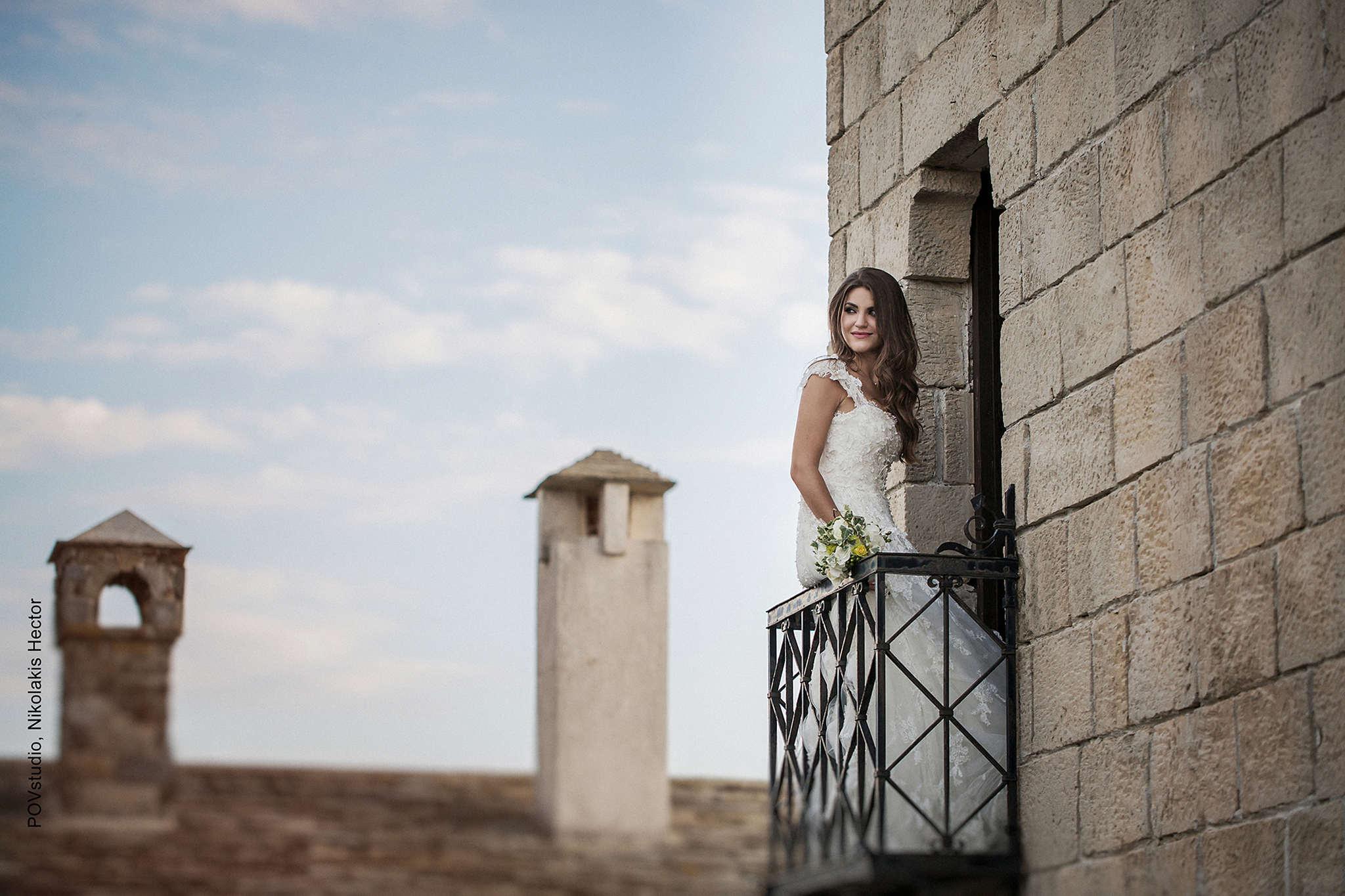 Meet one of the best wedding villas in Greece!