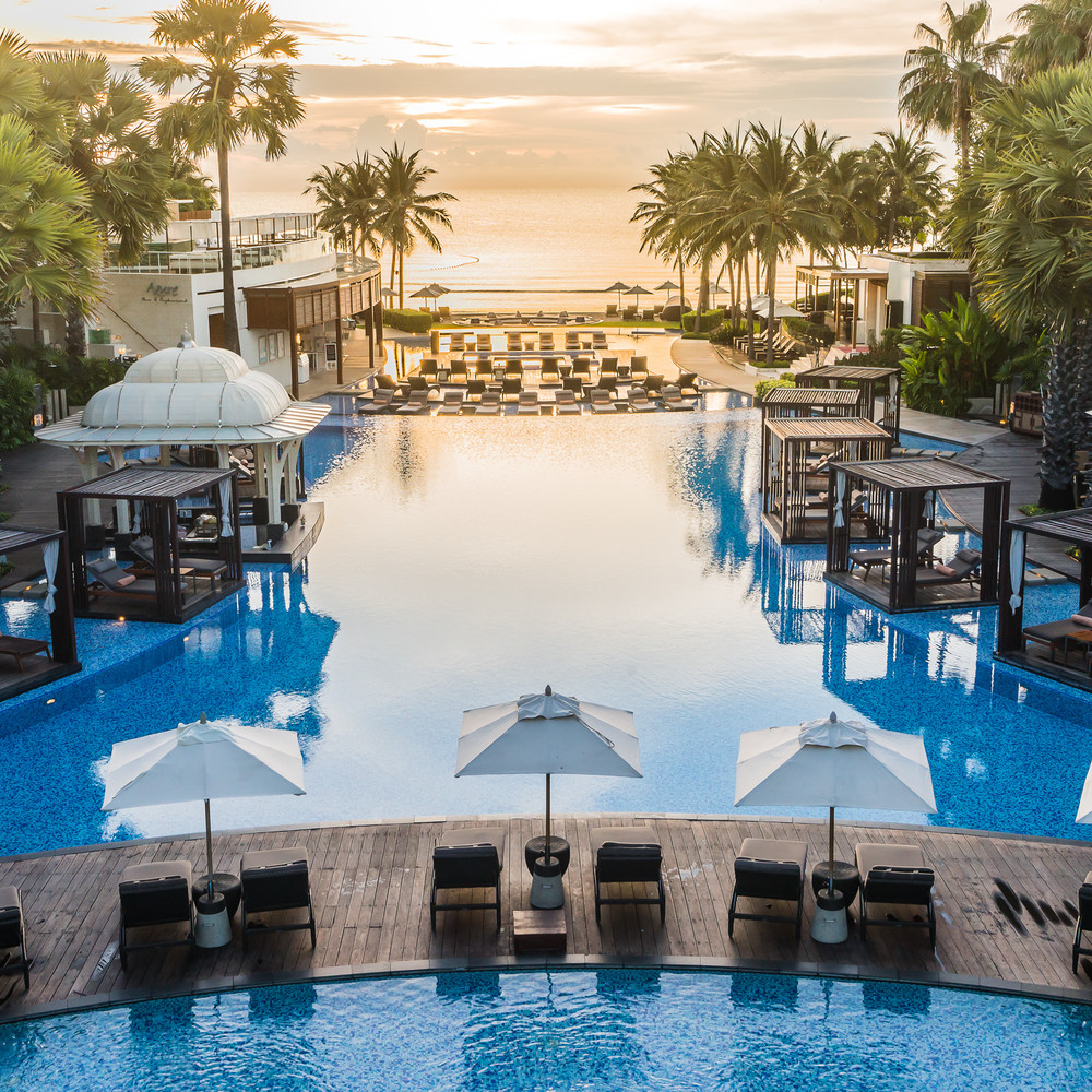 Where to stay in Hua Hin for a luxurious experience to remember!