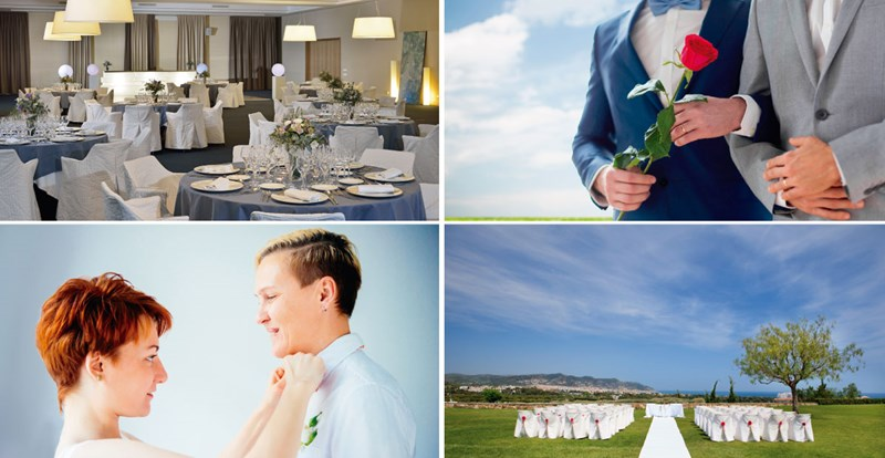 Why Sitges is among the Best Gay Wedding Destinations | Dolce Sitges, Spain