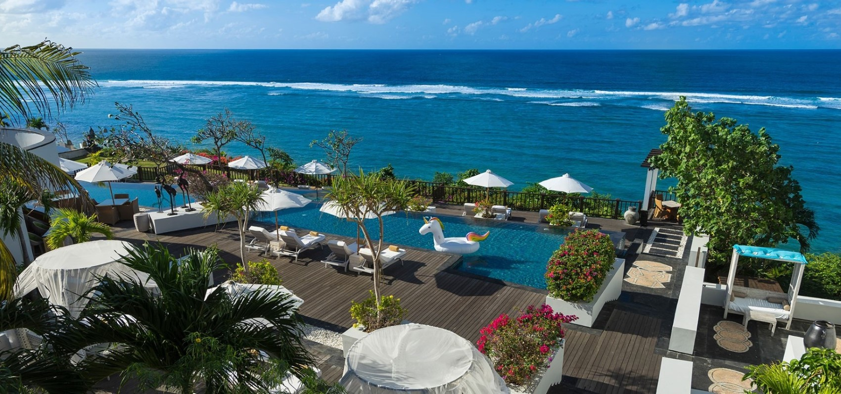 A Luxury All-Inclusive Bali Resort to Enjoy an Elevated Level of Pampering!
