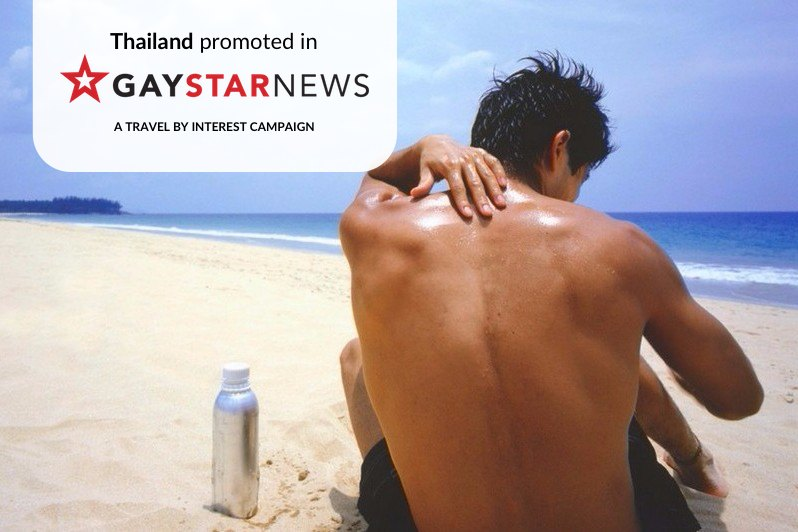 """Thailand featured as a Top Gay Travel choice in UK Media """"Gay Star News"""""""