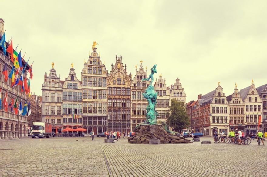 Antwerp:  a gay must-visit destination in Belgium!