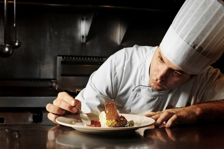Fancy Gourmet Dishes and Food Art made by Hotel Chefs!