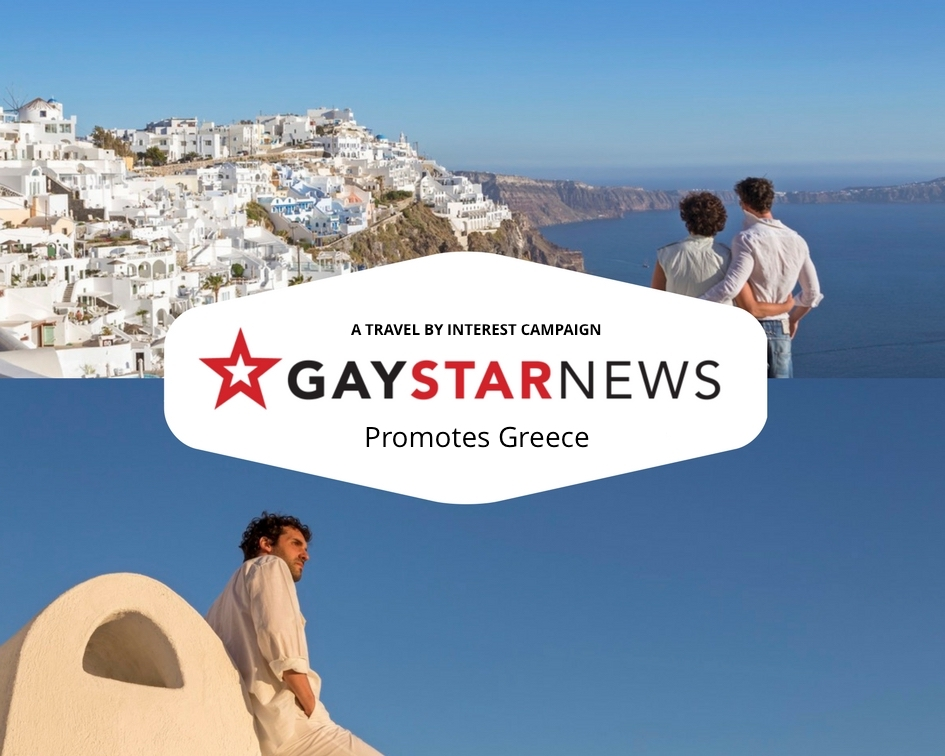 Gay Star News recommends Greece and 10 Greek Hotels, for September Holidays