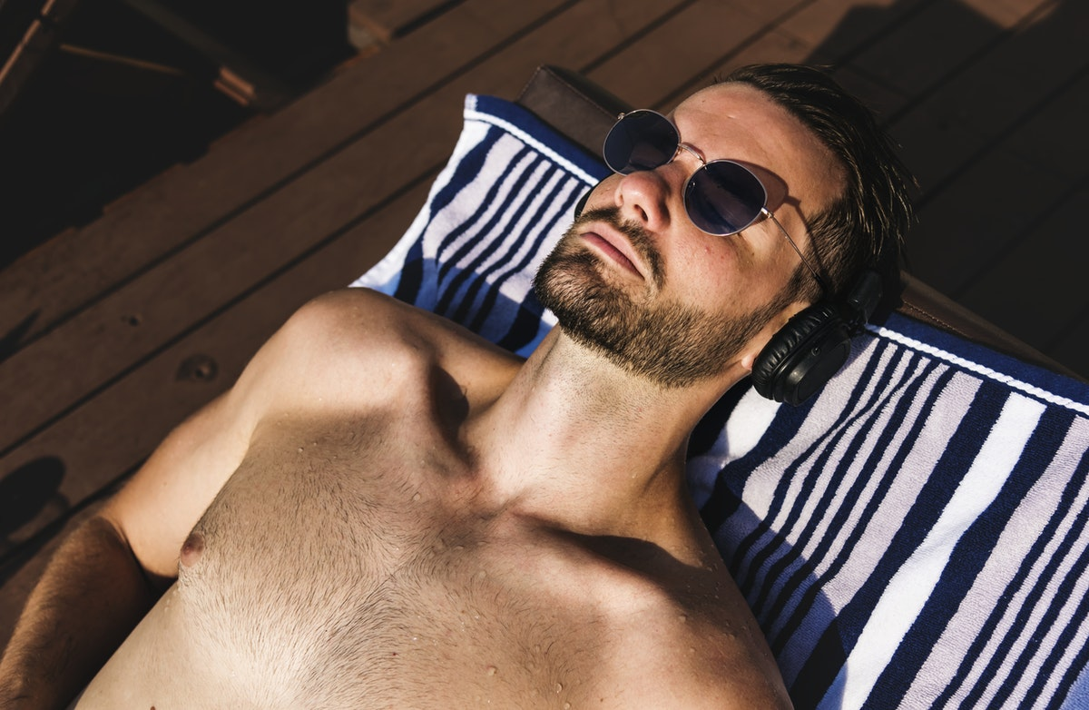 A Gay Dude's Guide to Staying Fit on a Summer Vacation