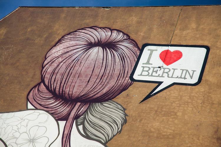 10 Photos of Berlin Graffiti & Street Art!