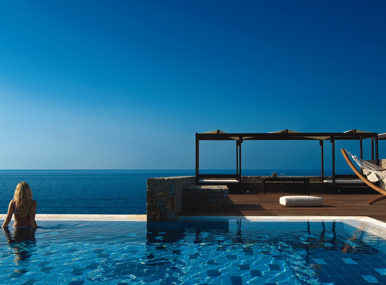 Michelin-Star Fine Dining in One of the Top 5-Star hotels in Crete!