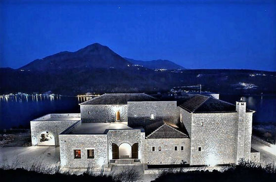 The Cuisine of Mani; an authentic Greek Experience in the countryside!
