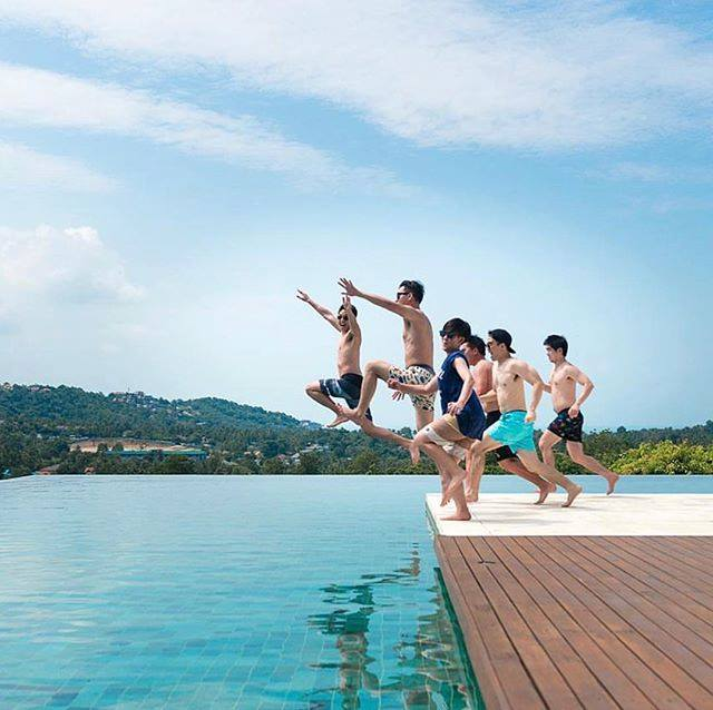 A wonderful gay island experience unfolds in the exotic Koh Samui!