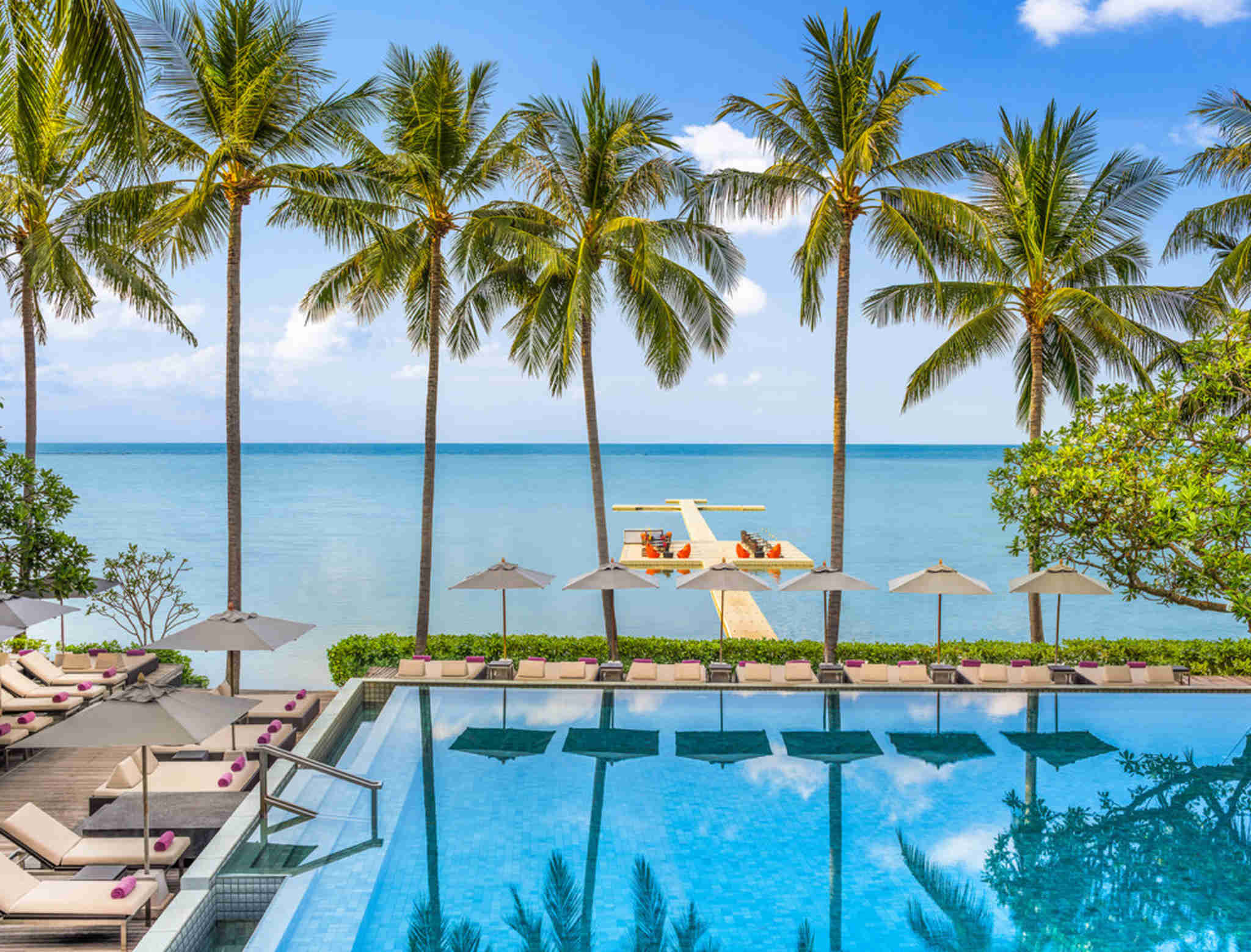 Treat yourself in one the best luxury resorts in Koh Samui!