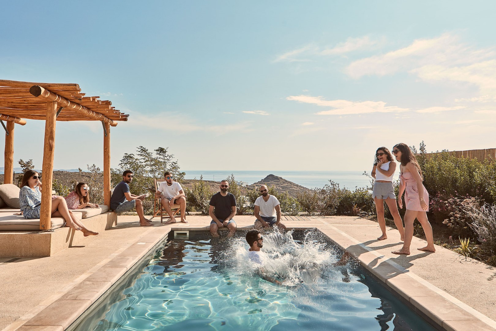 Beach Resorts & Hotels for Summer Holidays rocked by the new TBI team in a global campaign