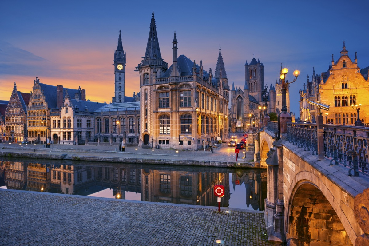 5 Beautiful Places to visit in Belgium to fully uncover its beauty!