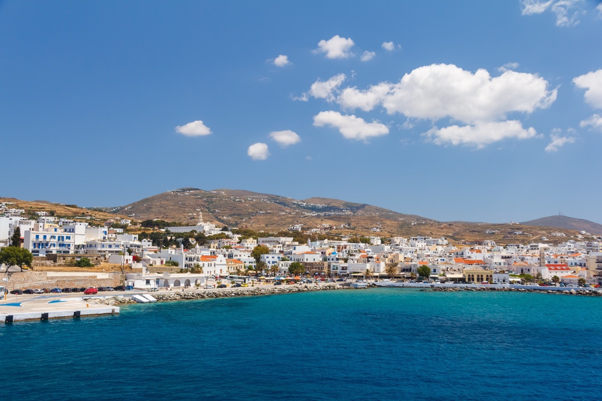 TINOS - TRAVEL BY INTEREST