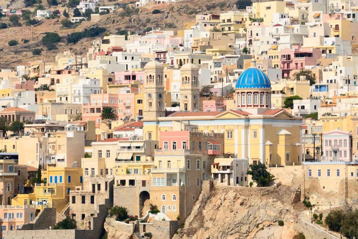 SYROS - TRAVEL BY INTEREST