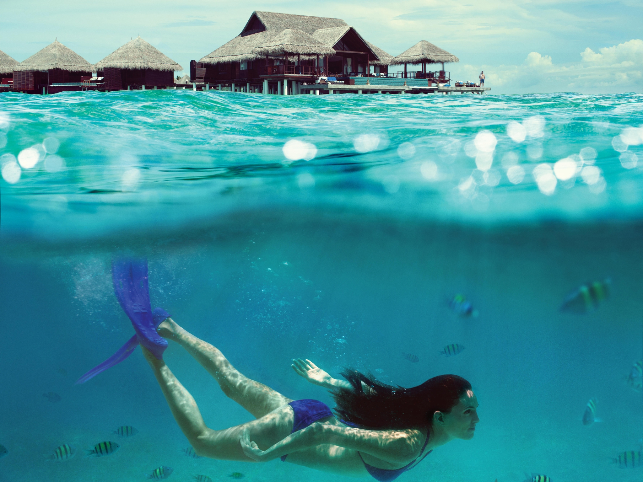Travel by Interest   Taj Exotica Resort & Spa, Maldives