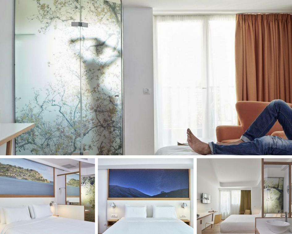 Travel by Interest | Olive Green Hotel, Heraklion